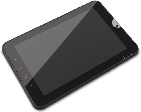 ToshibaTablet