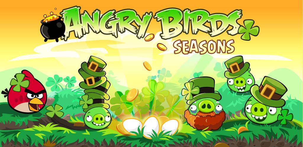 Angry birds seasons - фото 4
