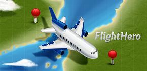 FlightHero - Онлайн Табло, Аэропорты, Рейсы