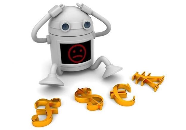 currency robot