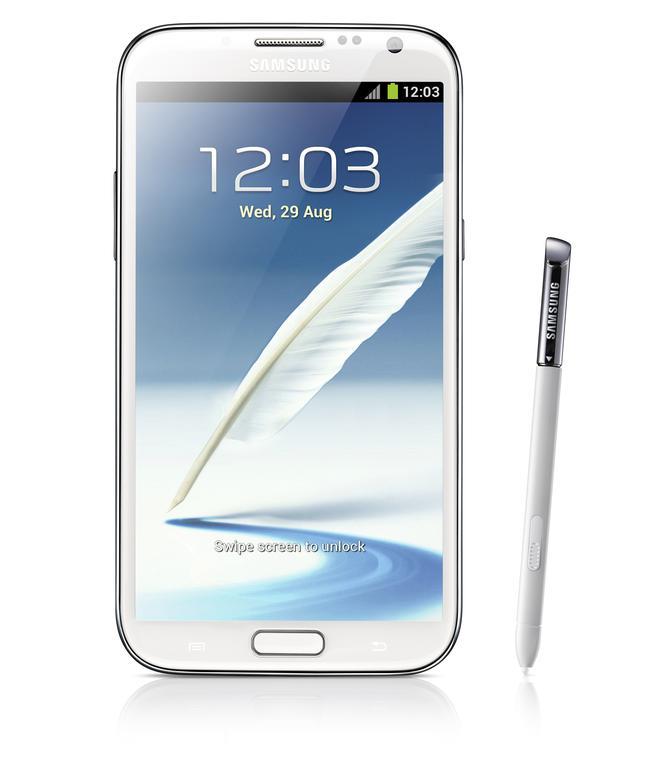 Samsung note 2 4