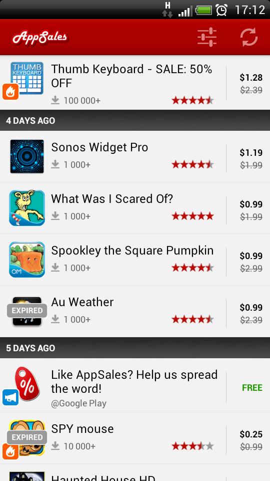 AppSales 601 Загрузить APK для Android  Aptoide