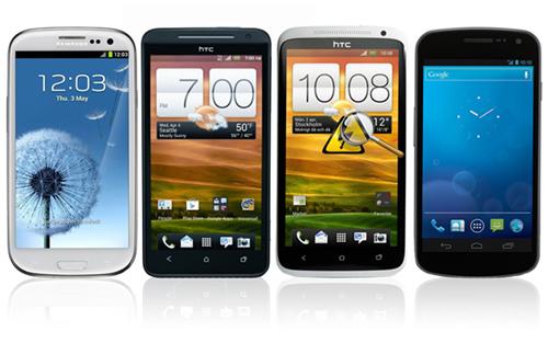 Андроид смартфон