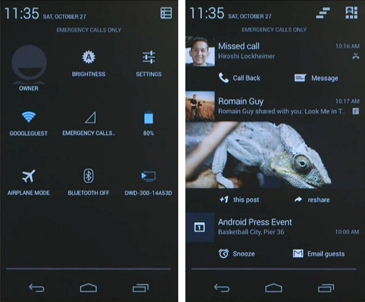 Как сделать android 4 на android 6