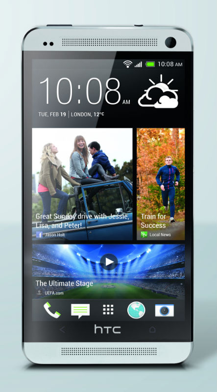 HTC One Dual Sim silver Front Master Photo_crop