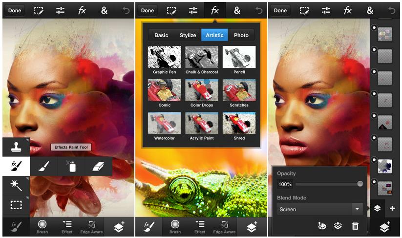 скачать программу для фотошопа для андроид - фото 6