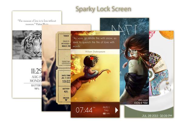 Sparky_Lock_Screen_main