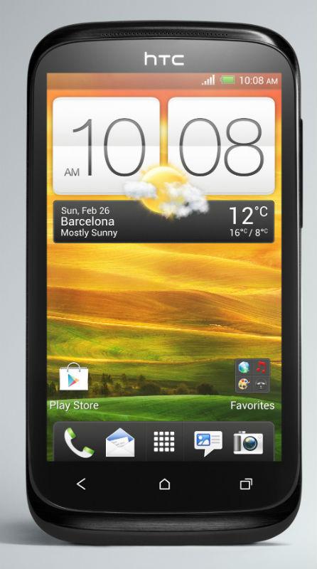 HTC Desire X Front
