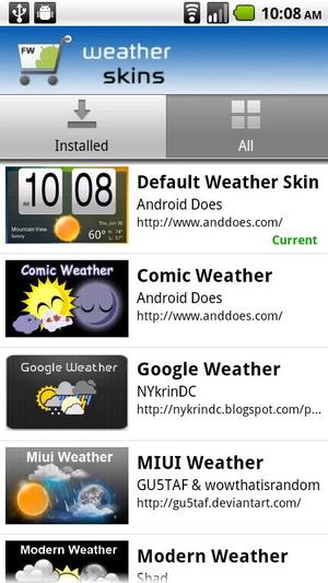 приложение погода скачать бесплатно на андроид без интернета - фото 7