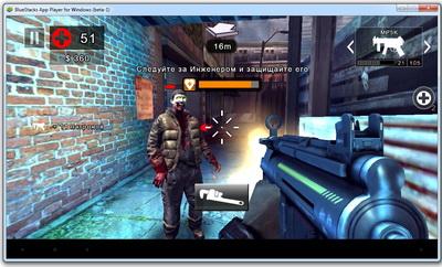 Dead Trigger 2 превью