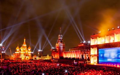 Москва400