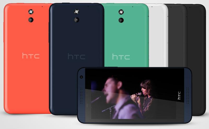 HTC Desire 610 3V