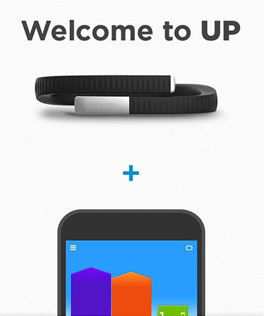 Jawbone Up: теперь и для Android!