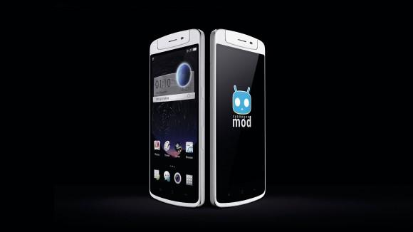 Первый значимый продукт, Oppo N1 CyanogenMod Edition