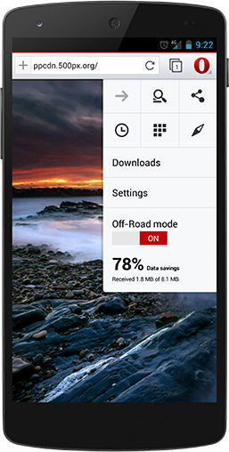 opera-for-android