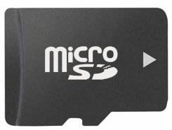micro sd logo