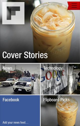 Flipboard: Ваш журнал новостей