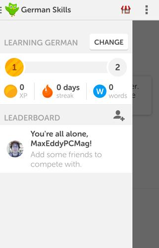 Duolingo: Учим языки бесплатно