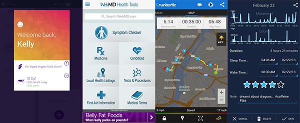 Фитнес приложения для андроид