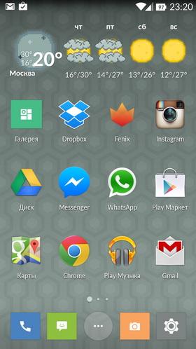 Виджеты На Android Сборка