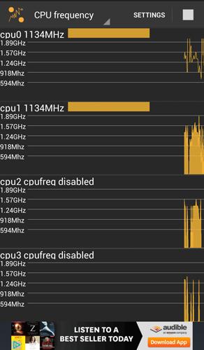 Usemon (CPU Usage Monitor)