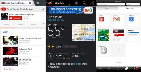 100 лучших приложений для Android в 2014 году. Браузеры и ссылки