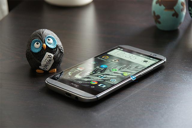 HTC One M8 – десять фактов
