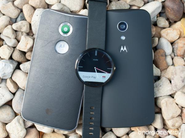 Конец лета от Motorola: Moto X, G и 360