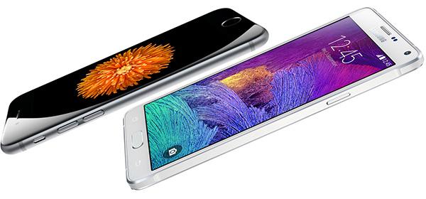 Сравниваем iPhone 6 и iPhone 6 Plus с Android-флагманами