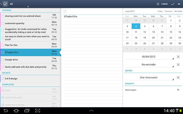 Лучшие приложения для планирования дел