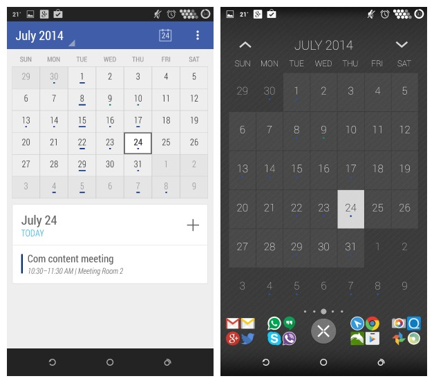 AndroidPIT-Today-Calendar