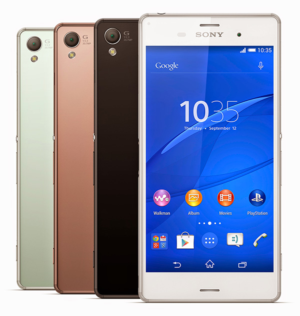 Sony Xperia Z3 vs Sony Xperia Z3 Compact - какой смартфон выберете вы?