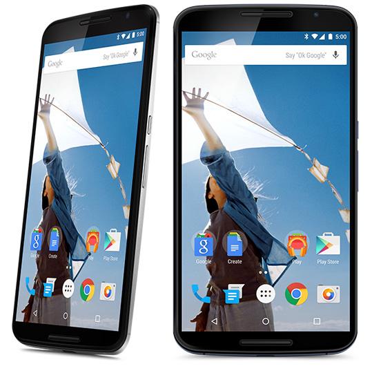 Nexus 6 vs Note Edge: собственный планшет Google против передового решения от Samsung