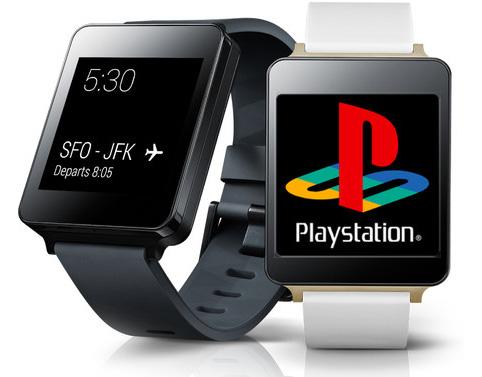 Игры для первой Playstation на часах с Android Wear? Легко! Или нет?..