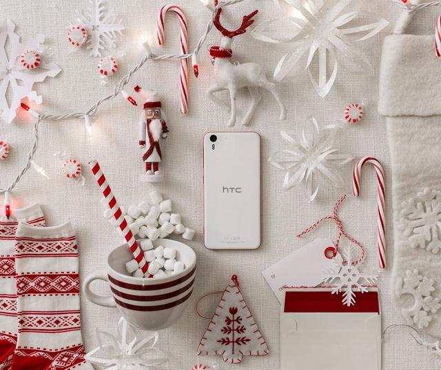 HTC, Android и поздравление с праздниками!