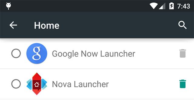 Как поменять лаунчер по умолчанию на Android 5.0 Lollipop
