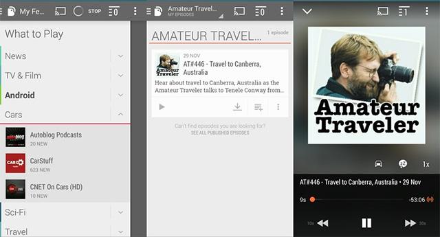 5 лучших приложений для подкастов на Android