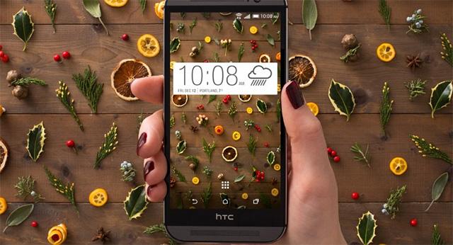 Новости из блога HTC - хорошие обои