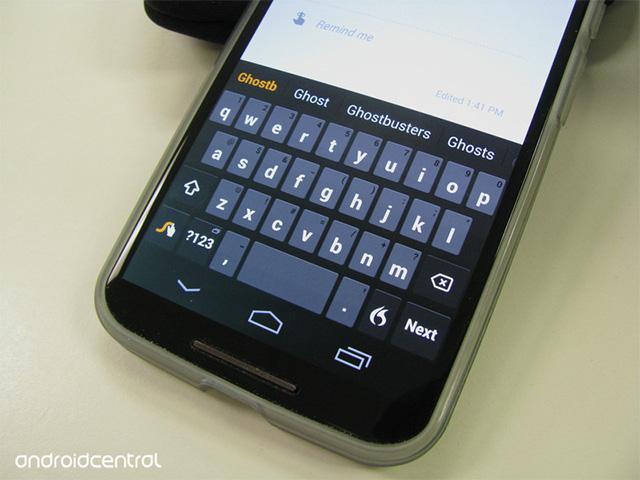 Лучшая клавиатура для Андроид 4