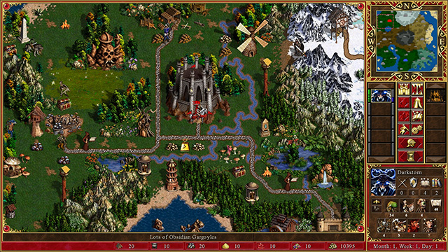 Пятничная колонка №71. Heroes of Might and Magic 3 HD. Новые подробности