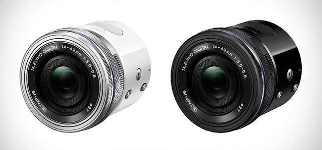 Olympus Air A01 - ваша следующая камера?
