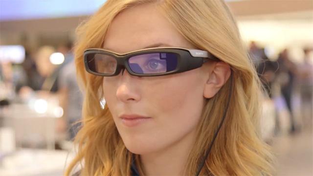 SmartEyeGlass от Sony доступны для предзаказа, несмотря на проблемы с Google Glass