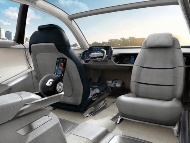 На правах оффтопа Умные автомобили android mobile review com По задумке разработчиков этот автомобиль предназначен для бизнесменов которые хотят проводить время в машине максимально продуктивно