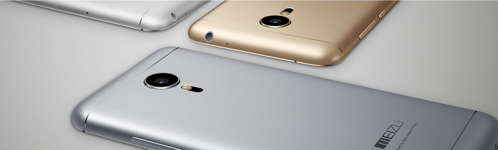 Smartphone MEIZU MX5 officially presented