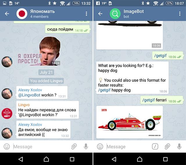 Боты телеграмм скачать видео с инстаграмма