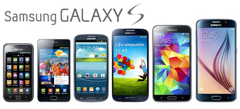 History-of-the-Samsung-Galaxy-S-Series-Infographic
