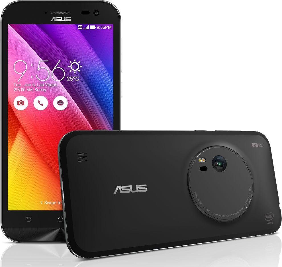 ASUS Zenfone Zoom-black