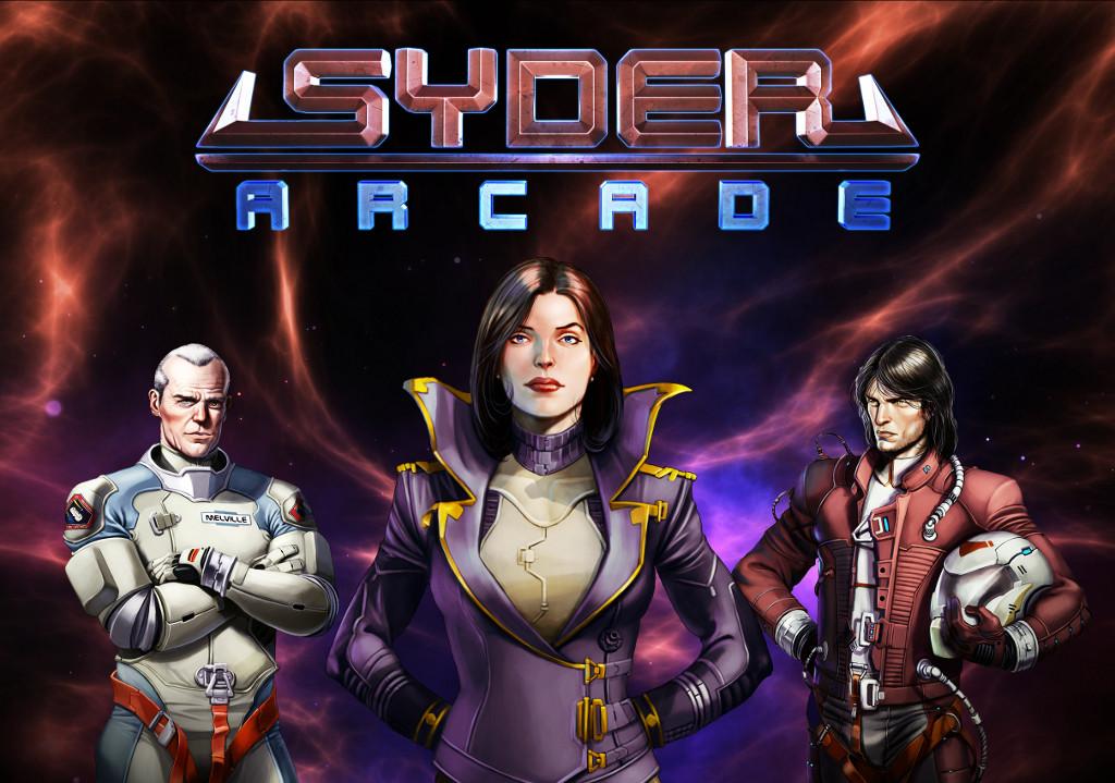Syder-Arcadefeature