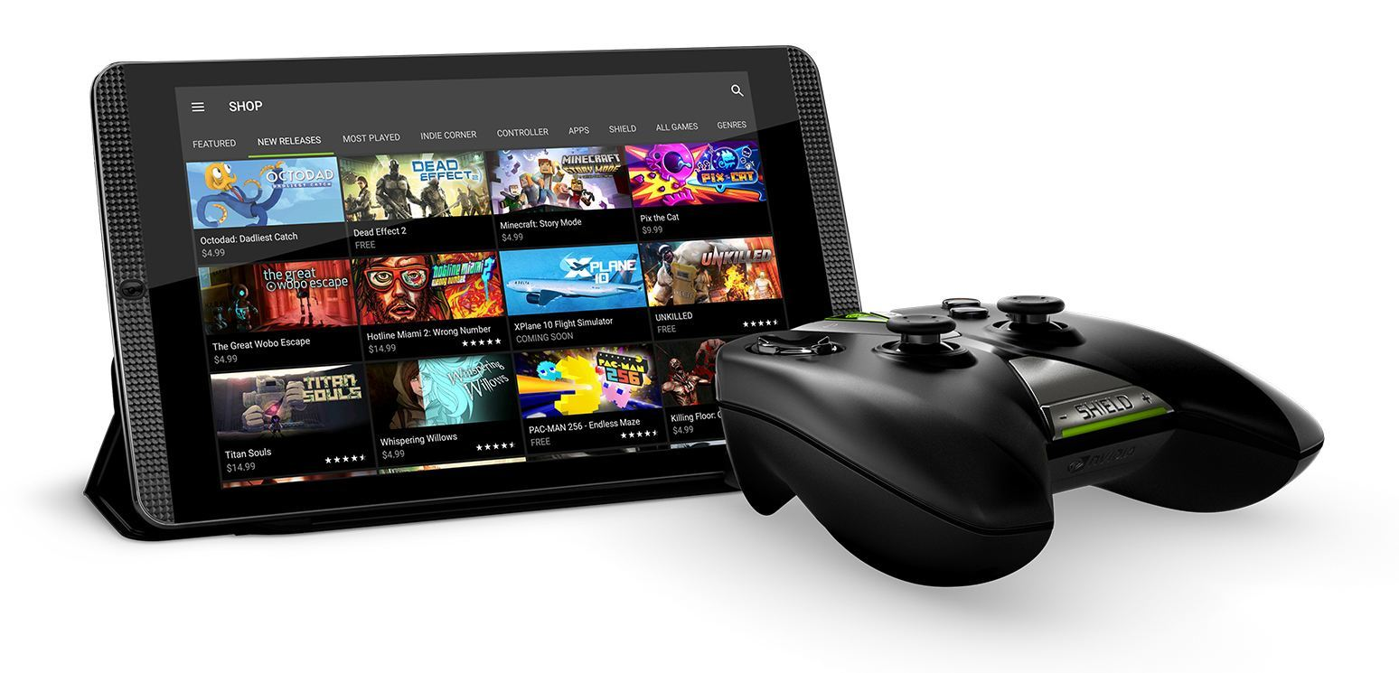 Ремонт планшетов NVIDIA