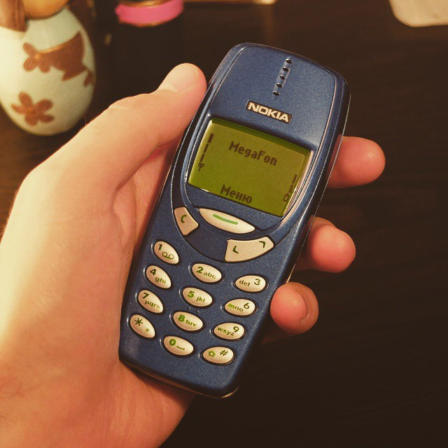 Старые добрые телефоны